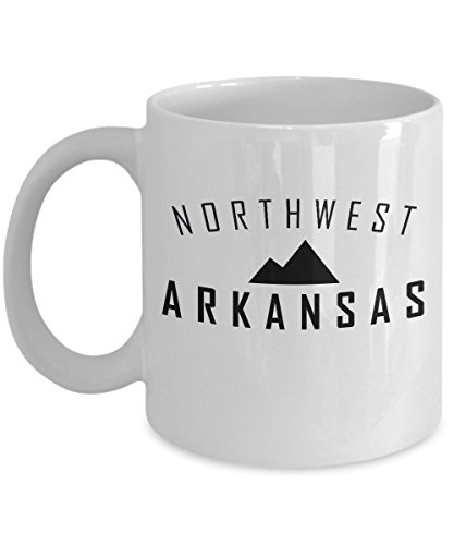 Northwest Arkansas Coffee Mug - NWA Coffee - Center Shopping Square Washington