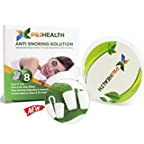 Anti Snoring Solution Snore Stopper Devices- Upgraded Nose Vents To Ease Breathing and Snoring(Set of 8)