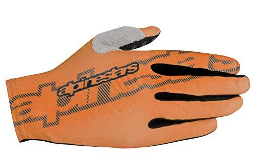 Alpinestars Men's F-Lite Gloves, XX-Large, Bright Orange Black