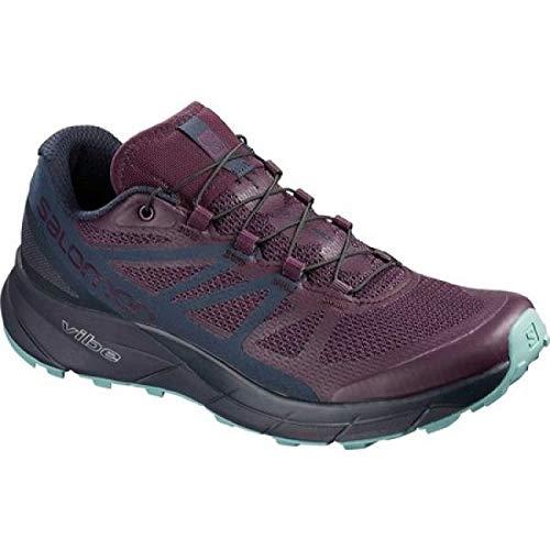 (サロモン) Salomon レディース ランニング?ウォーキング シューズ?靴 Sense Ride Trail Running Shoe [並行輸入品]