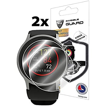 Amazon.com: Nixon The Mission Watch Screen Protector (2 ...