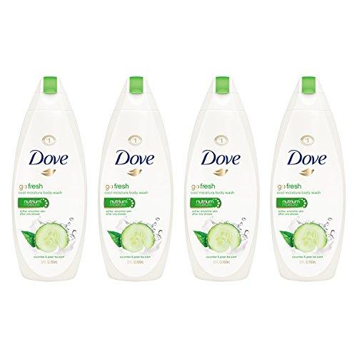 Dove fresh Body Cucumber Green