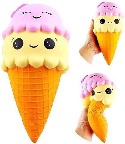Squishy helado Squishies Ice Cream Jumbo 22cm Slow Rising Kawaii ...