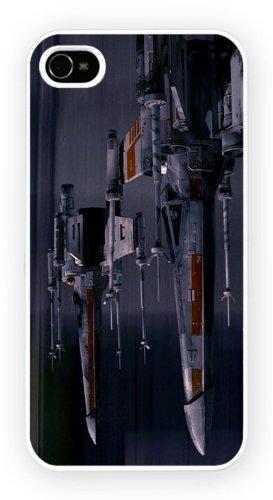 Star Wars: Episode IV - A New Hope - X Wings, iPhone 5 5S, Etui de téléphone mobile - encre brillant impression