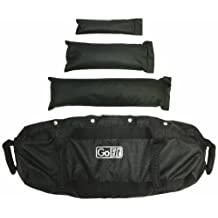 Adjustable Extreme Sand Bag Set, 60-Pound by GoFit