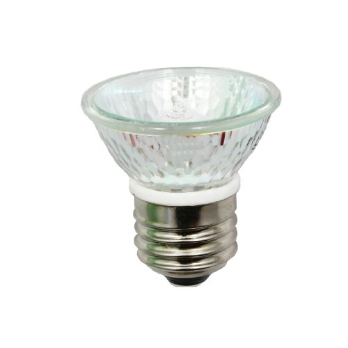 HR16 120V 50W E26 MR-16 50 Watts JDR C Halogen Bulb Lamp EXN Flood with Lens (50 Watts) (E26 Lens)