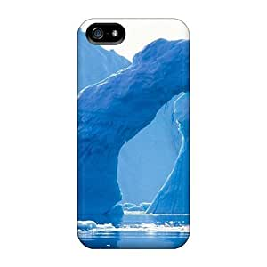 New Arrival Cases Specially Design For SamSung Galaxy S4 Phone Case Cover (water Ice Landscapes Sea Arctic)
