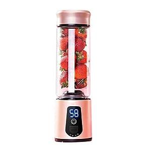 Frullatore elettrico portatile Frullatore USB Mini miscelatori di frutta Spremiagrumi Estrattori di frutta Frullato… 8 spesavip