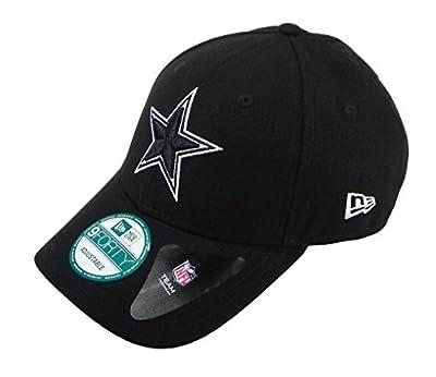 New Era Men's Dallas Cowboys the League Adjustable Hat Black