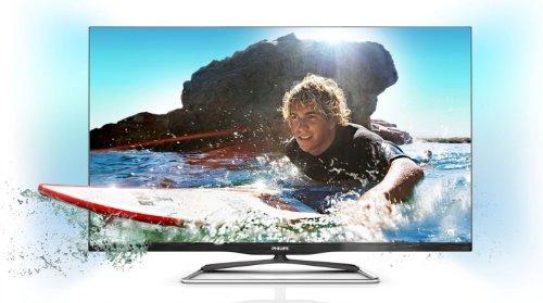 Philips 42PFL6907K/12 107 cm (42 Zoll) Fernseher (Full HD, Triple Tuner, 3D, Smart TV)