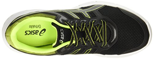 Yellowblack Chaussures Running Multicolore Gel Blacksafety de Asics 5 Excite Homme qWgxBznT