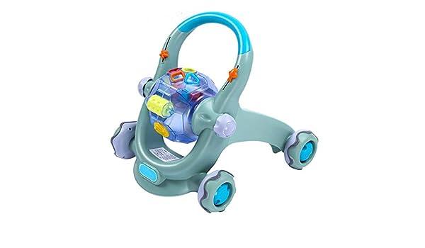 Tyueliang-Home Andador Interactiva Actividad del bebé Walker ...