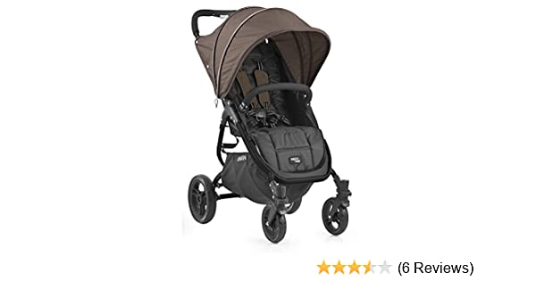 Amazon.com : Valco Baby Snap4 Stroller With Vogue Hood (Spice) : Standard Baby Strollers : Baby