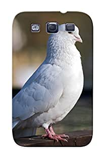 Premium Durable Animal Bird Fashion Tpu Galaxy S3 Protective Case Cover