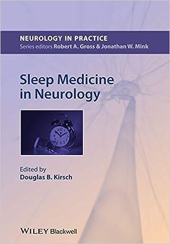Livre gratuit téléchargements mp3 Sleep Medicine in Neurology: Neurology in Practice Template (NIP- Neurology in Practice) (2013-12-06) in French