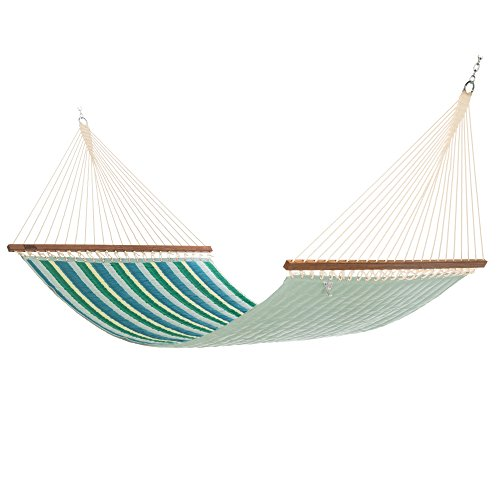 Hatteras Hammocks Sunbrella Large Quilted Hammock – Gateway Tropic For Sale