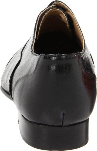 Oxford Brutini Black Cap Kidskin Toe Men's Giorgio 24440 XUwRRd
