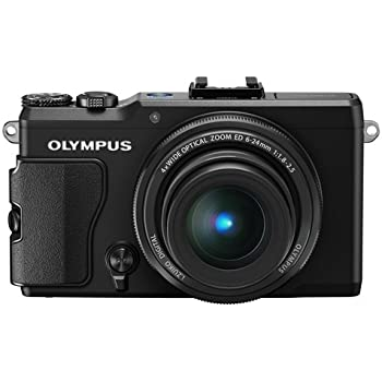 Olympus XZ-2 Digital Camera (Black) (Discontinued by Manufacturer)