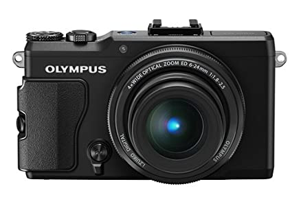 Olympus XZ2 hands on preview - YouTube