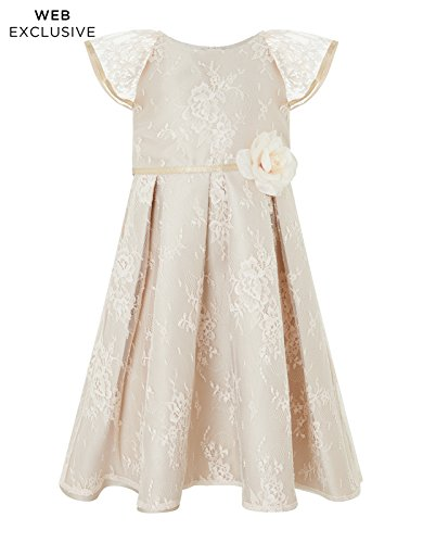 Monsoon Anya Lace Dress - Girls - 9 - Dress Anya