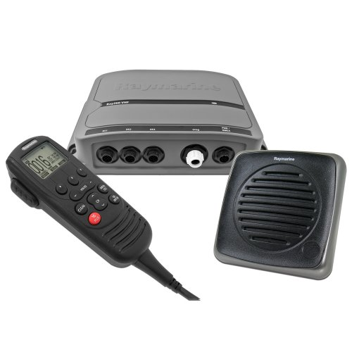 Price comparison product image Raymarine Ray260 VHF Radio w/Built-in AIS Receiver (48324)