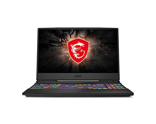 MSI GL65 Leopard 10SFK-298IN 15.6 inch FHD Gaming Laptop – Core i7-10750H I DDR4 8GB*2 (2666MHz) I 256GB NVMe PCIe SSD +1TB (SATA) 7200rpm I NVIDIA RTX 2070, GDDR6 8GB I Windows 10 Home