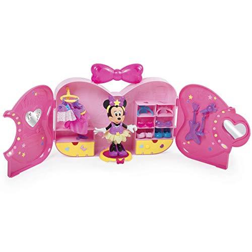 IMC Toys - Dressing Popstar portable de Minnie - 183711 - Disney