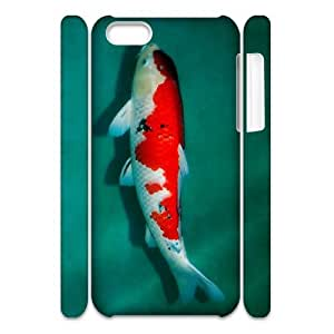 SYYCH Phone case Of Beautiful Carp Cover Case For Iphone 5C