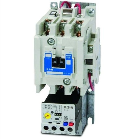 891421 Eaton An19dn0a5e020 27a, Starter, Nema 1, 120vac 27 Amp, Nema Size 1, Non-reversing Starter, Freedom, 600v Rated, 3-phase Magnetic, Electronic Overload Relay, Full Load Amp Range: 4 - 20a, 120 Vac/ 60 Hz - 110 Vac/ 50 Hz Coil.