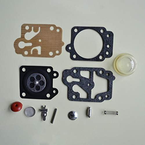 TF Vergaser Reparatursatz Membrane Kit Membransatz f/ür F/ür STIHL Walbro 32F 34F 36F 40-5 44-5 139F