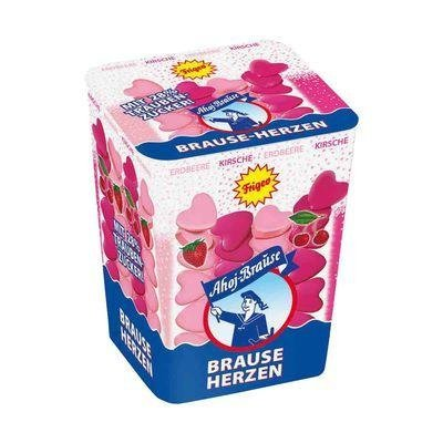 Frigeo - Brause Herzen - 125g