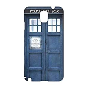 3D Case Cover Doctor Who Phone Case for Samsung Galaxy Note3