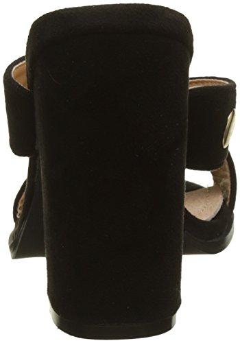 Mules Noir D'AZUR Daisy CASSIS COTE Noir Femme SUpggw