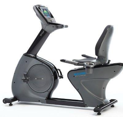 SALTER - Bicicleta Estática Reclinada M-8590: Amazon.es: Deportes ...
