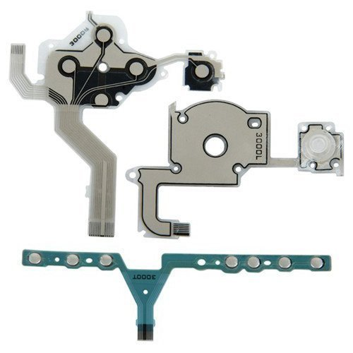 For Sony PSP 3000 3001 Direction Cross Button Left Key Volume Right Keypad Flex Cable