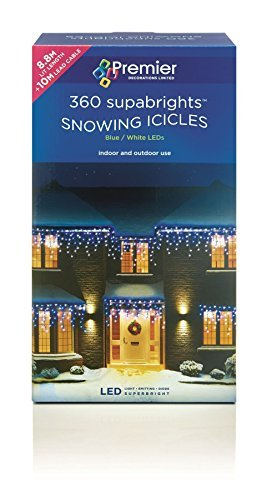 Led Icicle Lights Premier - 5