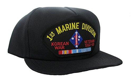 1st Marine Division Korea Ballcap (Korea Marine Division 1st)