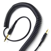 V-MODA Coilpro Extended Cable, Black