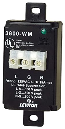 Review Leviton 3800-WM 120 Volt