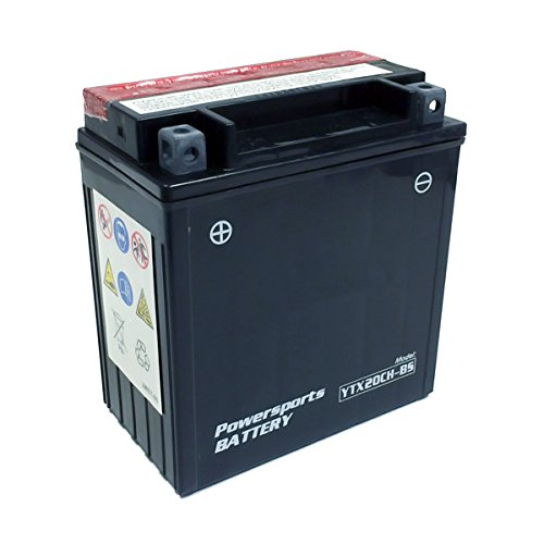King Quad Atv (YTX20CH-BS ATV Battery - Maintenance Free - Suzuki Vinson King Quad LT-A500 LT-F500 LT-A700 LT-A750)