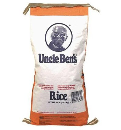Uncle Bens Long Grain Rice 11.3kg by Uncle Ben's