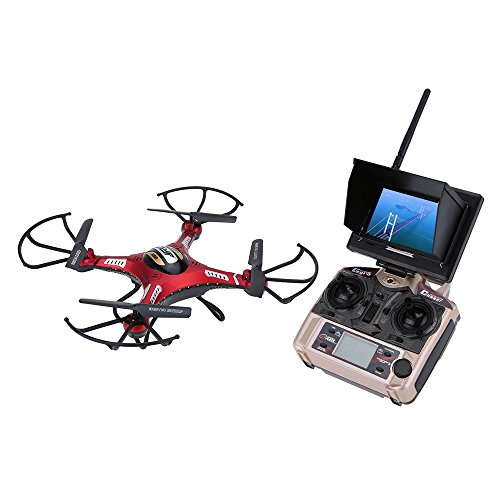JJRC H8D 6-Axis 2.4Ghz Gyro RTF RC Quadcopter Helicopter Drone with 5.8G 2MP HD Camera