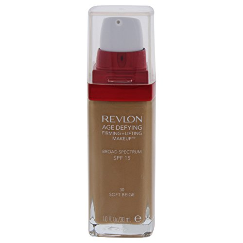 Revlon Age Defying Firming and Lifting Makeup, Soft Beige