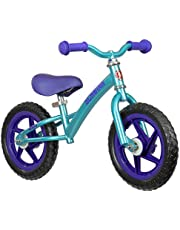 Schwinn Balance Bikes for First-Time and Beginner Riders, Designed to Teach Kids the Basics of Biking and Move to a Bicycle with Pedals, Sturdy Steel Frame, Adjustable Seat Height, and 12-Inch Wheels