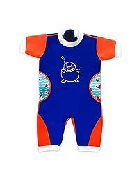 Cheekaaboo Baby Warmiebabes 2mm Insulating Neoprene UPF 50+ Swimsuit