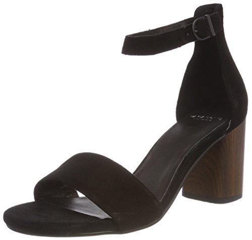 Black 20 con Pulsera Carol Negro Mujer para Sandalia Vagabond RqH1v6n0x