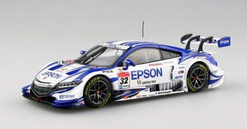 1/43 Epson NSX CONCEPT-GT SUPER GT500 2014 #32(ブルー×ホワイト) 45074