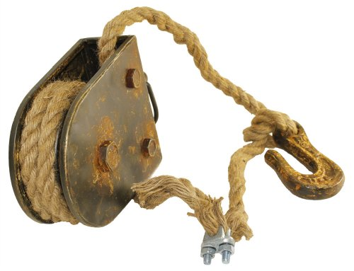 The 8 best antique maritime pulleys