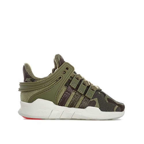 adidas Originals Boy's Originals EQT Support Trainers 3.5 Infant Green
