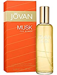 Jovan Musk Women Cologne Concentrate Spray by Jovan, 3.25 Ounce